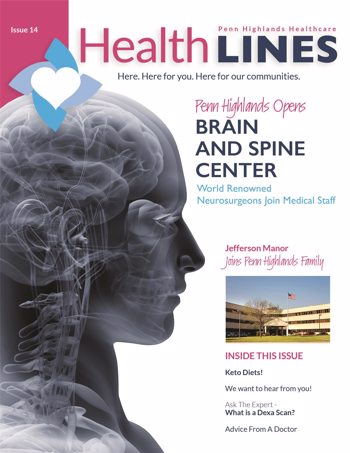 new issue of Health Lines Magazine